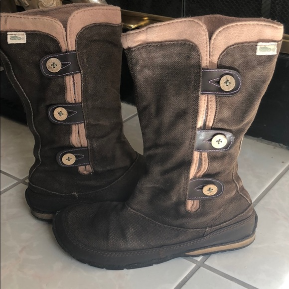 Simple Shoes - Simple Tomale Women's Boot US 9 Brown